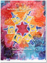 Another Creation by Michele Pulver Holiday Greeting Cards - Dreidel Star