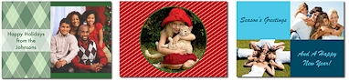 Birchcraft Digital Holiday Photo Cards