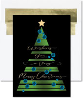Birchcraft Studios Holiday Greeting Cards - Royal Glow