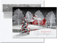 Birchcraft Studios Holiday Greeting Cards - Merriest of Nights