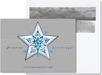 Birchcraft Studios Holiday Greeting Cards - Wishing on a Star
