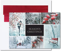 Birchcraft Studios Holiday Greeting Cards - Winter Charm