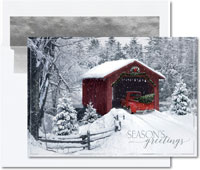 Birchcraft Studios Holiday Greeting Cards - Heading Home