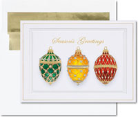 Birchcraft Studios Holiday Greeting Cards - Center Stage