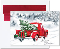 Birchcraft Studios Holiday Greeting Cards - Vintage Vibe