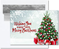 Birchcraft Studios Holiday Greeting Cards - Extra Cheer