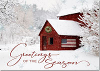 Birchcraft Studios Holiday Greeting Cards - Sweet Country Life