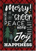 Birchcraft Studios Holiday Greeting Cards - Infinite Wishes