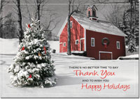 Birchcraft Studios Holiday Greeting Cards - Nature's Gratitude