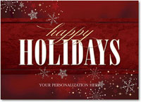 Birchcraft Studios Holiday Greeting Cards - Boldly Delicate