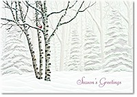 Birchcraft Studios Holiday Greeting Cards - Serene View