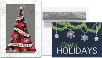 Birchcraft Studios Holiday Cards