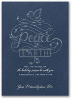Holiday Greeting Cards by Carlson Craft - Peaceful Season