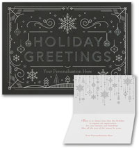 Holiday Greeting Cards by Carlson Craft - Line Art Greetings