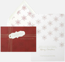 Holiday Greeting Cards by Carlson Craft - For You