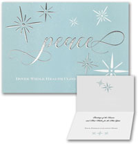 Holiday Greeting Cards by Carlson Craft - Peaceful Tidings