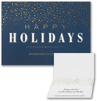 Holiday Greeting Cards by Carlson Craft - Dazzling Holiday