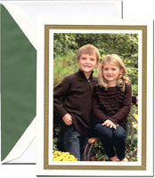 Crane Holiday Digital Photo Cards - Classic Cable