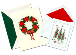 Crane Holiday Greeting Cards