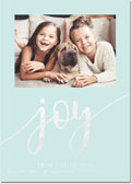 Dabney Lee Holiday Photo Mount Cards - Oh Joy Foil