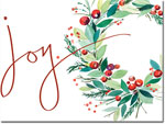 Good Cause Greetings - Joy Wreath