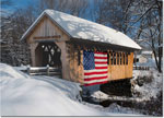 Good Cause Greetings - Covered Bridge