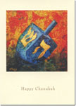 Indelible Ink Chanukah Card - A Miracle Happened Here