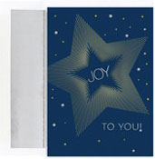Masterpiece Studios - Pre-Printed Holiday Cards (Joy To You)