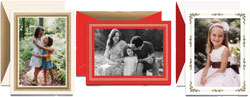 Boxed Photo Mount Cards<br>Non-Personalized