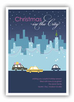 Stacy Claire Boyd - Holiday Greeting Cards (Christmas In The City)
