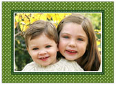 Stacy Claire Boyd - Holiday Photo Cards (Jolly Holiday - Emerald)