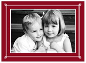 Stacy Claire Boyd - Holiday Photo Cards (Simply Framed - Red)
