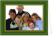 Stacy Claire Boyd - Holiday Photo Cards (Holiday Elegance - Green)