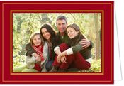 Stacy Claire Boyd - Holiday Photo Cards (Holiday Elegance - Red)