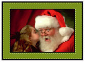 Stacy Claire Boyd - Holiday Photo Cards (Dashing Through the Snow - Green)