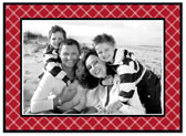 Stacy Claire Boyd - Holiday Photo Cards (Twin Trellis - Cinnamon)