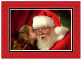 Stacy Claire Boyd - Holiday Photo Cards (Damask - Berry)