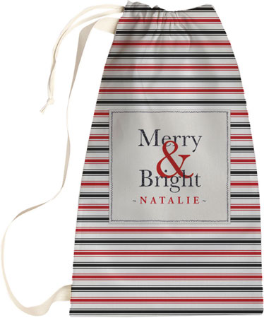 Lavender Belle Santa Sack (Merry And Bright)