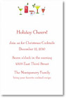 Boatman Geller Holiday Invitations - Holiday Cheer