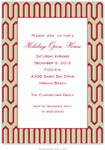 Boatman Geller Holiday Invitations - Blaine Cherry