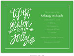 Boatman Geller Holiday Invitations - Tis the Season