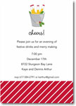 Boatman Geller Holiday Invitations - Cheer Beer