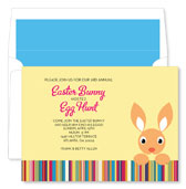 Noteworthy Collections - Holiday Invitations (Hoppy Easter)