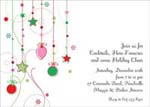 Noteworthy Collections - Holiday Invitations (Ornament Whimsy)