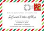 Noteworthy Collections - Holiday Invitations (Postmarked Noel)