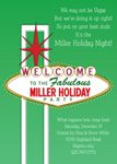 Noteworthy Collections - Holiday Invitations (Welcome Invite)