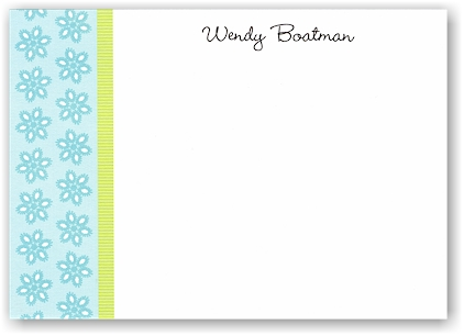 Boatman Geller - Blue Lace Invitations