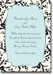 Boatman Geller Invitations - Forget-Me-Not Tan