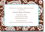Boatman Geller Invitations - Savannah Brown