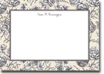Boatman Geller Invitations - Floral Toile Cream